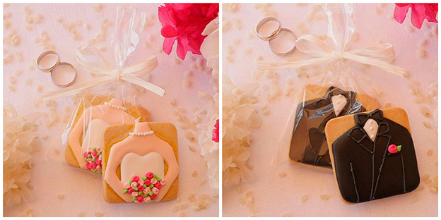 galletas decoradas para bodas