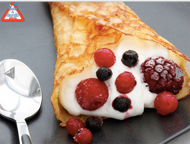 hacer crepes