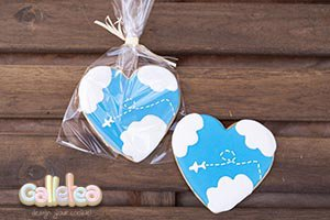 Galletas Decoradas Boda Travel Love