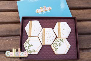 Galletas Decoradas Boda MR & MRS
