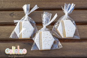 Galletas Decoradas Boda MR & MRS BOLSA