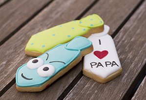 galletas decoradas dia del padre