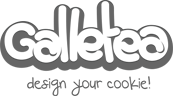Galletea - Design your cookie!